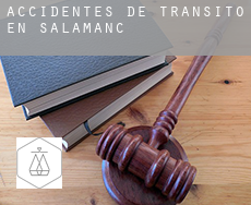 Accidentes de tránsito en  Salamanca