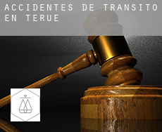 Accidentes de tránsito en  Teruel